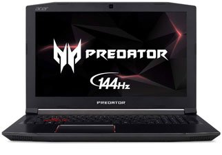 Acer Predator Helios 300 - Best Laptops For Revit