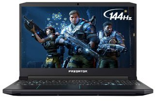Acer Predator Helios 300 - Best Laptops For Machine Learning