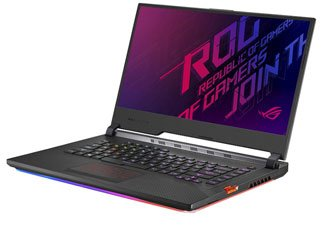 ASUS ROG Strix Scar III - Best Laptops For Machine Learning