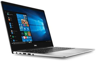 Dell Inspiron 13 7000 - Best Laptops With Backlit Keyboard